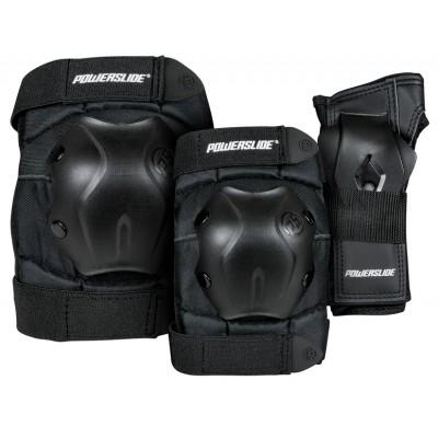 Защита для роликов Powerslide Standard Men Tri-Pack в магазине Rollbay.ru