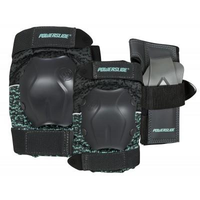 Защита для роликов Powerslide Standard Women Tri-Pack в магазине Rollbay.ru