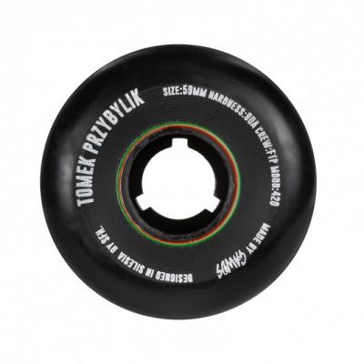 Колеса для роликов агрессив Gawds - Tomek Przybylik 59mm/90A в магазине Rollbay.ru