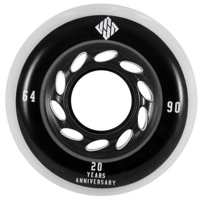 Колеса для роликов агрессив USD Wheels Team 64mm (4-pack) в магазине Rollbay.ru