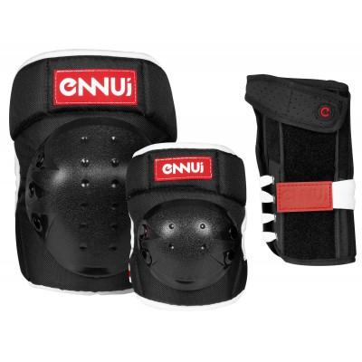 Защита для роликов ENNUI Park Set + Allround brace в магазине Rollbay.ru