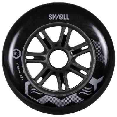 Колеса для роликовых коньков Powerslide Swell 125mm/85A в магазине Rollbay.ru