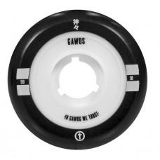 Колеса для роликов агрессив Gawds Pro Dual Density 58mm/90A 4-pack