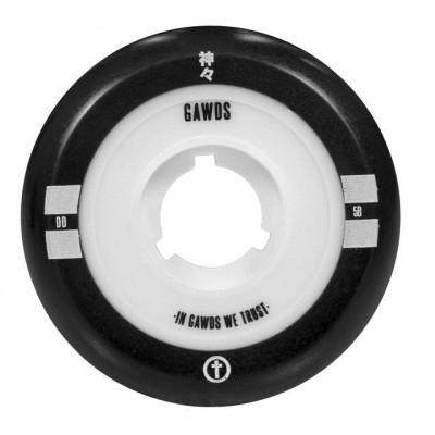 Колеса для роликов агрессив Gawds Pro Dual Density 58mm/90A 4-pack в магазине Rollbay.ru