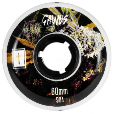 Колеса для роликов агрессив Gawds Team Weed II 60mm/90A 4-pack в магазине Rollbay.ru