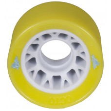 Колеса для квадов Octo Yellow Quad Skate Wheels 59x38mm/78a