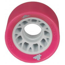 Колеса для квадов Octo Pink Quad Skate Wheels 59x38mm/78a