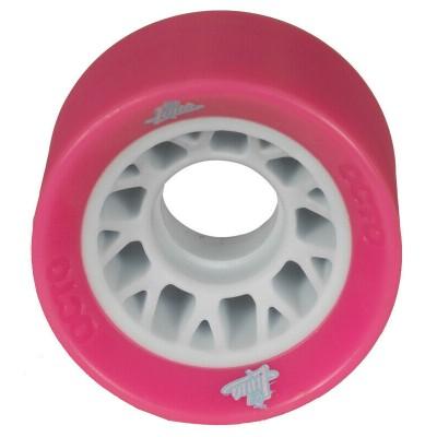 Колеса для квадов Octo Pink Quad Skate Wheels 59x38mm/78a 4-pack в магазине Rollbay.ru