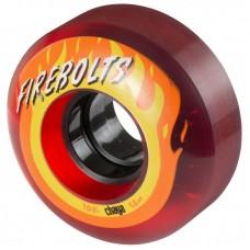 Колеса для квадов Chaya Firebolts 58x32/100A Red 4-pack