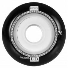 Колеса для роликовых коньков Powerslide Defcon 76mm 78A/85A 4-pack