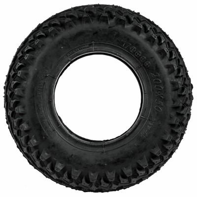 Покрышка для внедорожных роликов Powerslide Off Road Jacket 200mm в магазине Rollbay.ru