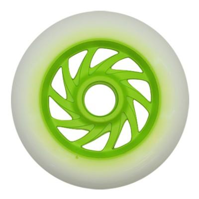 Колеса для роликов Matter Propel Green 110mm/F1 без принта в магазине Rollbay.ru