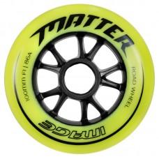 Колеса для роликов Powerslide Matter Image 100mm/86A 4-pack