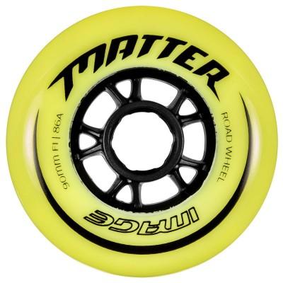 Колеса для роликов Powerslide Matter Image 80mm/86A 4-pack в магазине Rollbay.ru