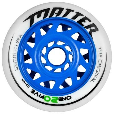 Колеса для роликов Matter One20Five CHR (First Generation) 125mm 6шт. в магазине Rollbay.ru