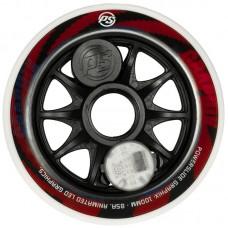 Колеса для роликов Powerslide Graphix Colorful 100mm