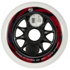 Колеса для роликов Powerslide Graphix Colorfull 110mm