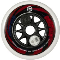Колеса для роликов Powerslide Graphix Colorful 125mm