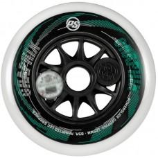 Колеса для роликов Powerslide Graphix White 125mm