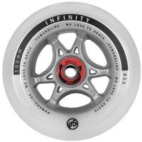 Колесо для роликов Powerslide Infinity RTR 110mm/85A с подшипниками