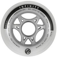 Колеса для роликов Powerslide Infinity II 80mm/85A 4-pack