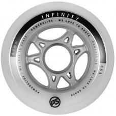 Колеса для роликов Powerslide Infinity II 84mm/85A