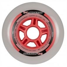 Колеса для роликов PS One 100mm/82A Колеса/Втулки/Подшипники. Набор