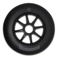 Колеса для роликовых коньков PowerSlide Infinity 125mm/86А. Черный
