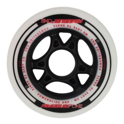 Колеса для роликов Powerslide One 80mm/85A в магазине Rollbay.ru