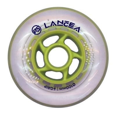 Колеса для роликовых коньков Powerslide Prime Lancea 100mm Grip в магазине Rollbay.ru