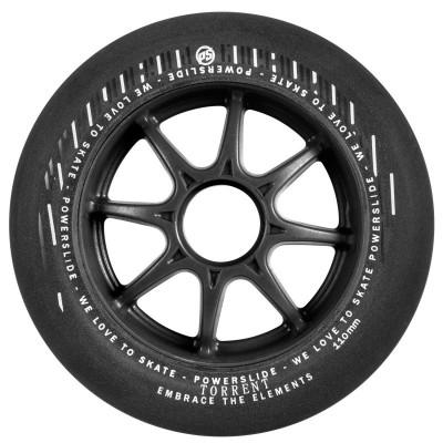 Колеса для роликов PowerSlide Torrent 110DD в магазине Rollbay.ru