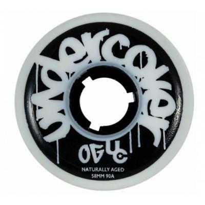 Колеса для роликов агрессив Undercover Naturally Aged 58mm/90A 4-pack в магазине Rollbay.ru