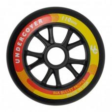Колеса для роликов Powerslide Undercover UC 110mm/86A