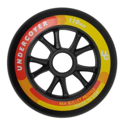 Колеса для роликов Powerslide Undercover UC 110mm/86A в магазине Rollbay.ru