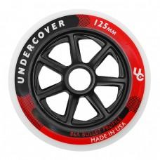 Колеса для роликов Powerslide Undercover UC 125mm/86A