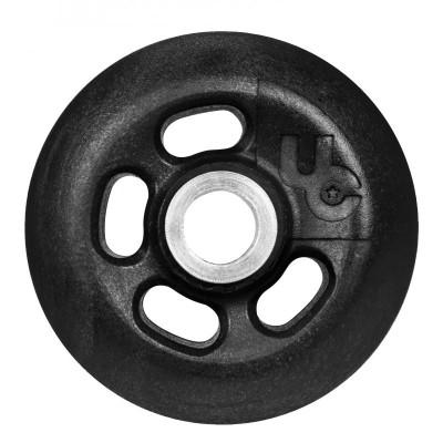 Колеса для роликов антирокеры Grindrock FLUID II 44mm black 4-pack в магазине Rollbay.ru