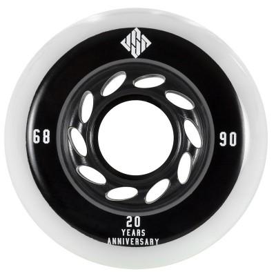 Колеса для роликов агрессив USD Wheels Team 68mm (4-pack) в магазине Rollbay.ru