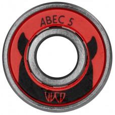 Подшипники для роликов Powerslide Wicked ABEC-5