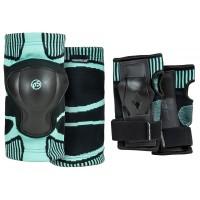 Защита для роликов Powerslide Onesie Dual Pack Women
