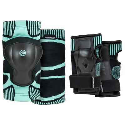 Защита для роликов Powerslide Onesie Dual Pack Women в магазине Rollbay.ru