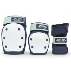 Защита для роликов REKD Heavy Duty Triple Pad Set Blue/Mint