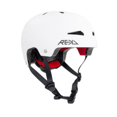 Шлем для роликов REKD Junior Elite 2.0 White в магазине Rollbay.ru