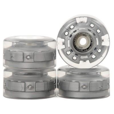 Колеса для квадов SFR Light Up Wheels 58x32mm/82A Grey в магазине Rollbay.ru