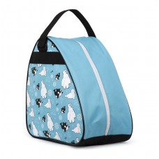 Сумка для коньков SFR Junior Ice Skate Bag Polar Bear