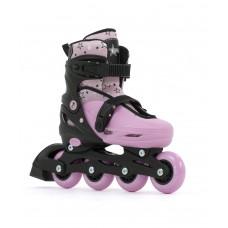 SFR Plazma Adjustable Skates Black/Pink