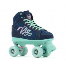 Ролики квады Rio Roller Lumina Navy/Green