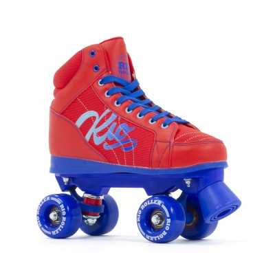 Ролики квады Rio Roller Lumina Red/Blue в магазине Rollbay.ru