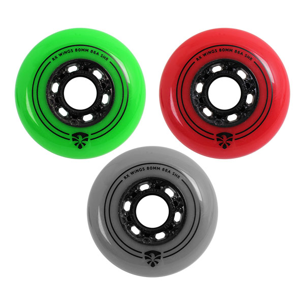 Какие колёса для роликовых коньков выбрать